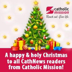 Catholic Mission Xmas FOC WS SQ Nov
