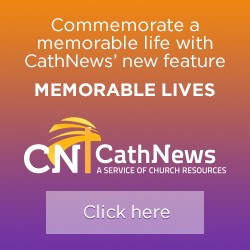 House Ad - Memorable Lives (14 Oct)