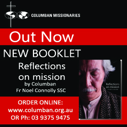 Columban - Book April 19