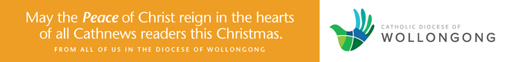 Diocese of Wollongong - Christmas wishes FOC (Dec 5) WS