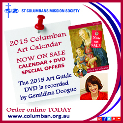 Columban Calendars (15 Sep)