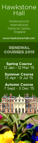 Hawkstone Hall - Renewal Courses 2015 (15 Dec)