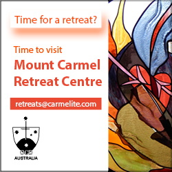 Mount Carmel Retreats (1 Sep)
