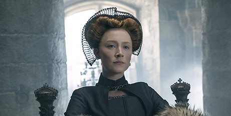 Saoirse Ronan in Mary Queen of Scots (IMDB)