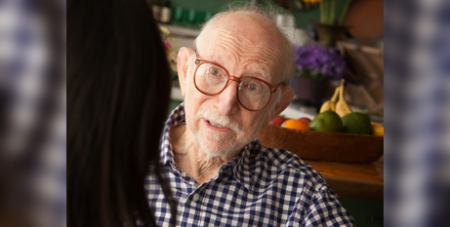 The funding boost will allow more older Australians to received home care (Bigstock)