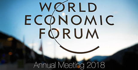 The World Economic Forum is meeting until Friday January 26 (WEF)