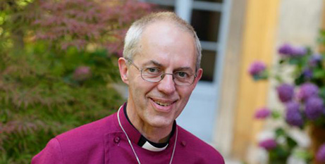 Archbishop Justin Welby (CNS/Paul Haring)