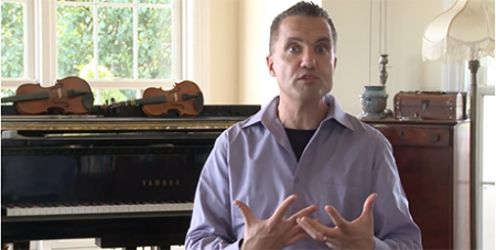 Eric Genuis will perform 18 concerts in the Wollongong Diocese (EricGenuis.com)