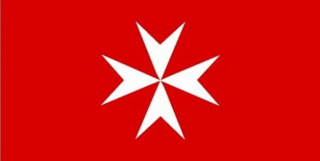 Knights of Malta flag