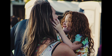 About 95 per cent of ParentNext participants are women, and most are single mothers (Pexels)