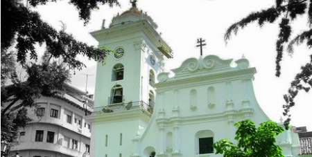 Catholic cathedral Caracas