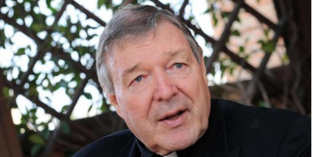 Cardinal Pell surprised
