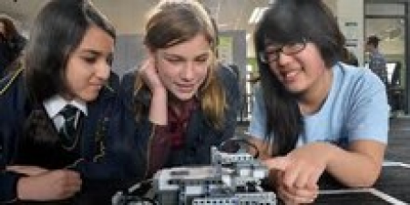 Bendigo robotics lesson