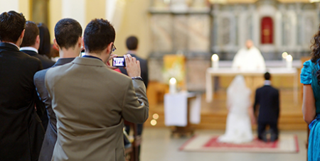"The ""Invitation for Lent 2019"" urges churchgoers to ""reduce screen time in order to increase family time"""
