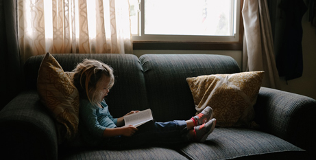 Research shows reading is the vital foundation stone for learning (Pixabay)