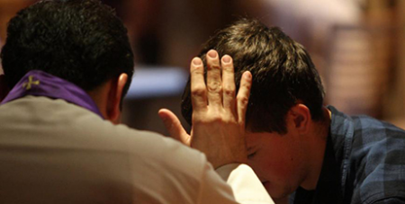 The scheme would see priests forced to break the seal of Confession (Catholic.com)