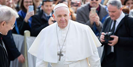 Pope Francis (CNA/Lucia Ballester)