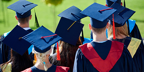 Research finds link between school starting age and university attendance (Bigstock)
