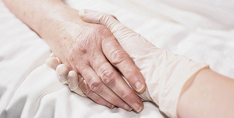Assisted dying laws were approved in Victoria late last year (Flickr/Alberto Biscalchin)