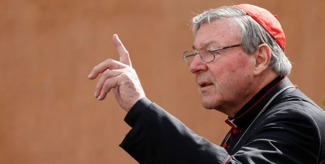 Cardinal Pell discovery