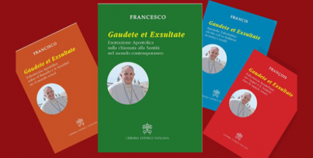 The apostolic exhortation was released yesterday (Vatican News)