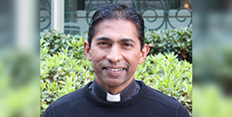 Fr Dishan Candappa (Archdiocesan Office for Youth)