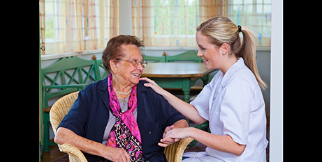 A new commission will oversee aged care in Australia (Bigstock)