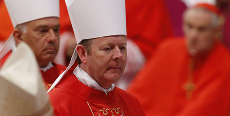 Archbishop Eamon Martin (CNS/Paul Haring)