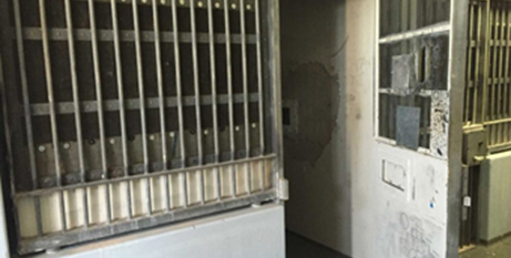 Inside the Don Dale Youth Detention Centre (ABC News/Four Corners)