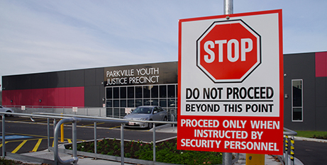 Parkville Youth Justice Precinct (Daniel McCulloch/JJIE.org)
