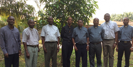 Christ the King Theological Seminary in the DRC (ACN)