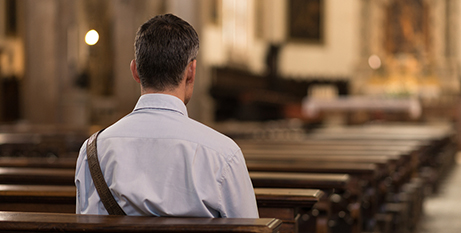 The number of people who do not identify with any religion is a growing trend in the US (Bigstock)