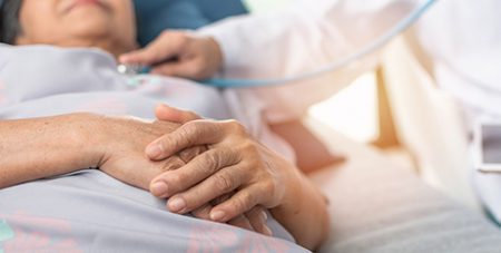 The WA panel recommends doctors be allowed to initiate a euthanasia conversation with a terminally-ill patient(Bigstock)