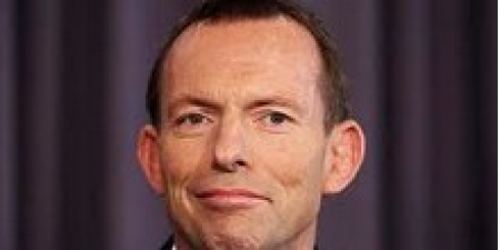 Tony Abbott commitment