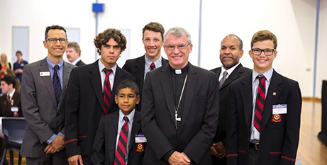 Archbishop Timothy Costelloe SDB at the Forum for Secondary Schools (eRecord)