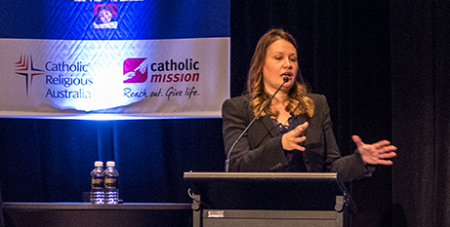 Larissa Behrendt (Catholic Mission)