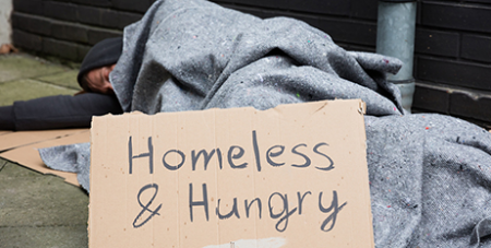 Money spent on incarcerating asylum-seekers could be better spent on the homeless (Bigstock)