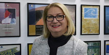 Suzanne Greenwood (Catholic Health Australia)