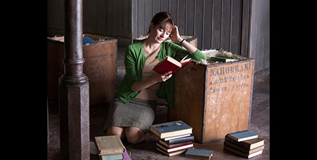 Emily Mortimer in The Bookshop (IMDB)