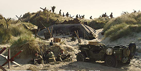 A scene from D-Day 3D: Normandy 1944 (IMDB)