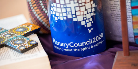 The Plenary Council's National Themes for Discernment will be released next month (ACBC)