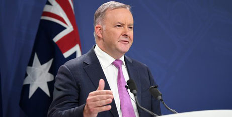 The Opposition Leader is being urged by his MPs to support religious freedom laws (anthonyalbanese.com.au)