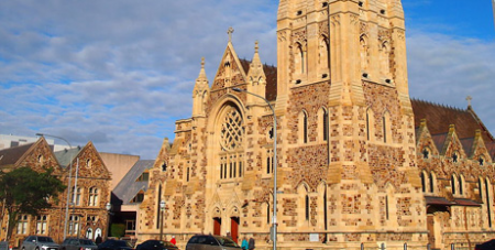 St Francis Xavier Cathedral, Adelaide (WikiCommons)