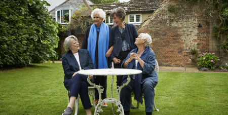 Joan Plowright, Maggie Smith, Eileen Atkins and Judi Dench (IMDB)