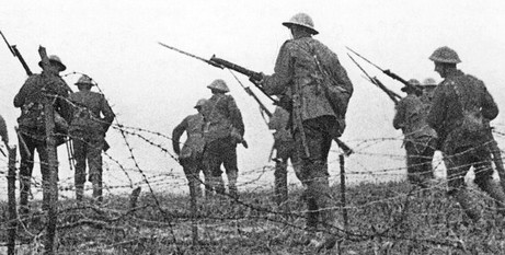 Battle of the Somme 1916/Wikipedia