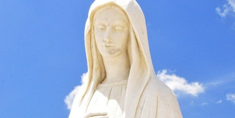 Our Lady of Medjugorje/Wikipedia