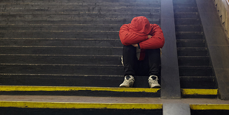Young people are among the fastest growing groups of people experiencing homelessness (Bigstock)