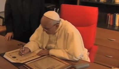 Pope Francis/Rome Reports