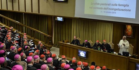 Francis opens 2014 Synod