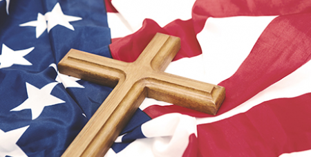 Magazine claims conservative Christians want a theocracy (Bigstock)